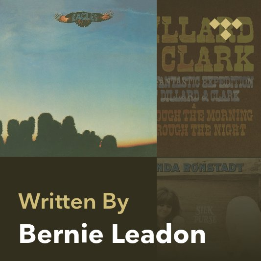 Songwriter Mix: Bernie Leadon
