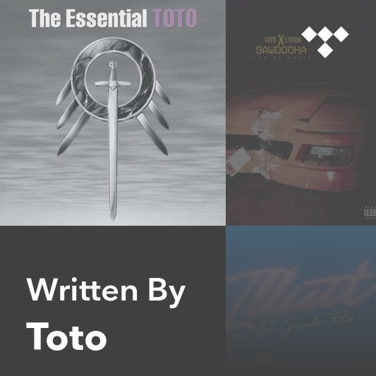 Songwriter Mix: Toto