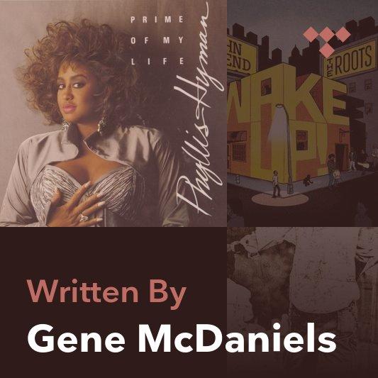 Songwriter Mix: Gene McDaniels