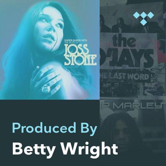 Producer Mix: Betty Wright