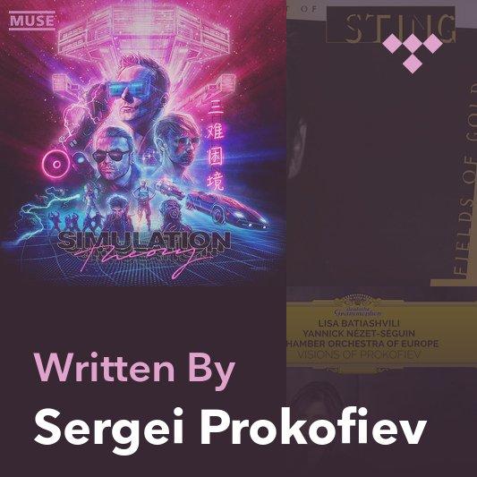 Songwriter Mix: Sergei Prokofiev