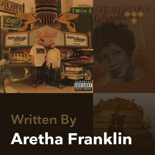 Songwriter Mix: Aretha Franklin