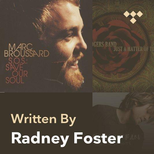 Songwriter Mix: Radney Foster