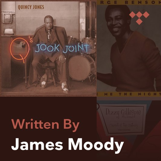 Songwriter Mix: James Moody