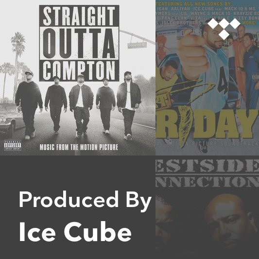 Producer Mix: Ice Cube