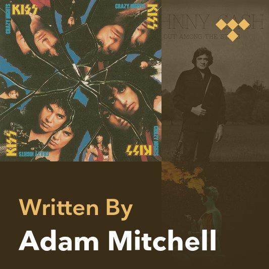 Songwriter Mix: Adam Mitchell