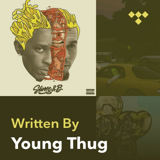 Songwriter Mix: Young Thug