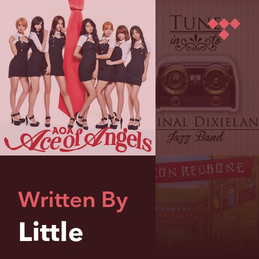 Songwriter Mix: Little