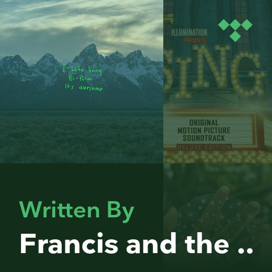 Songwriter Mix: Francis and the Lights