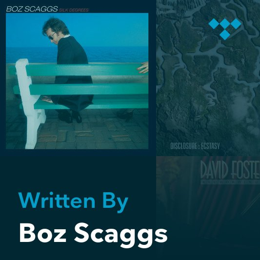 Songwriter Mix: Boz Scaggs