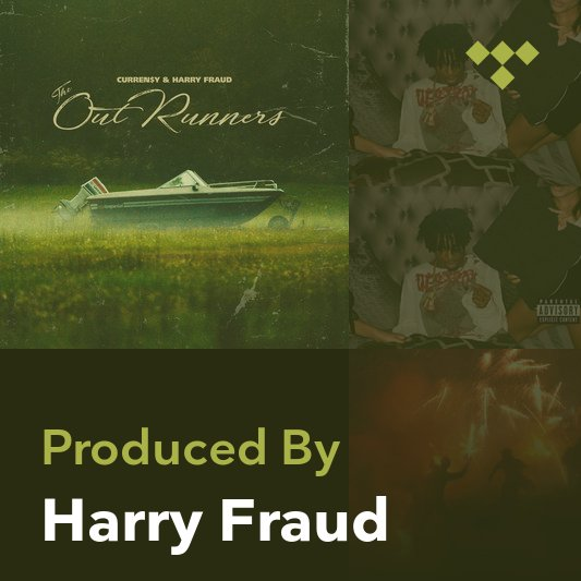 Producer Mix: Harry Fraud