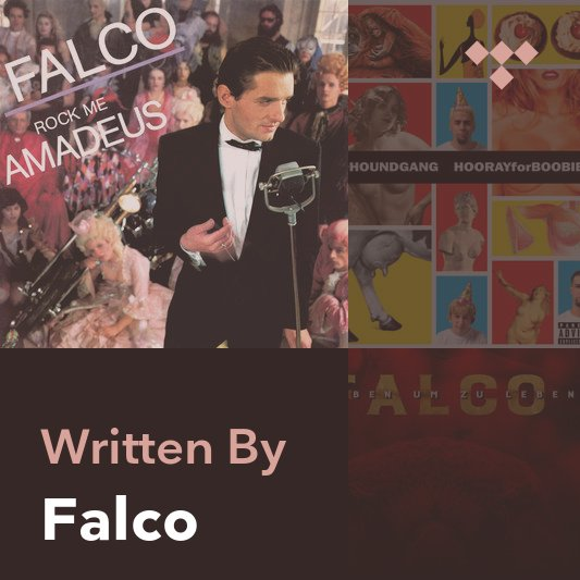 Songwriter Mix: Falco