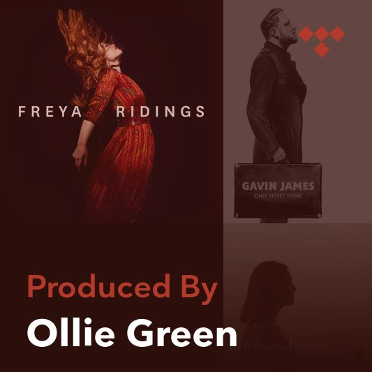 Producer Mix: Ollie Green