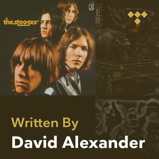 Songwriter Mix: David Alexander