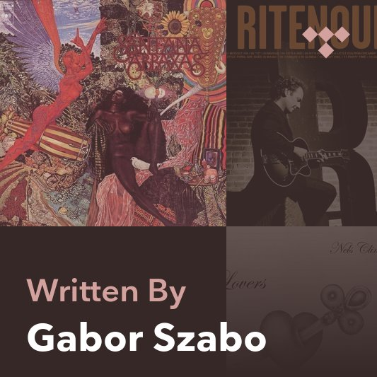 Songwriter Mix: Gabor Szabo