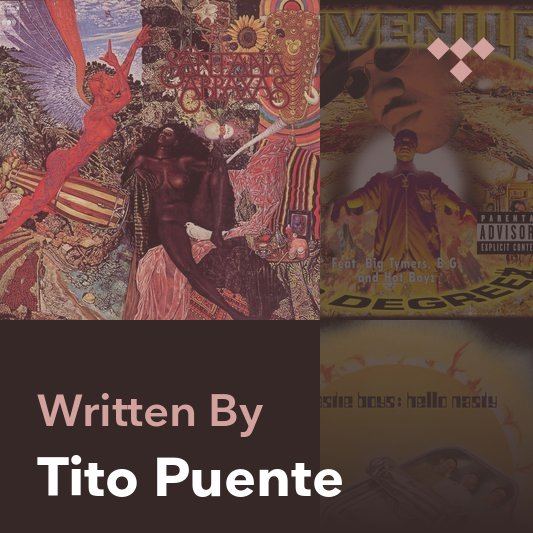 Songwriter Mix: Tito Puente