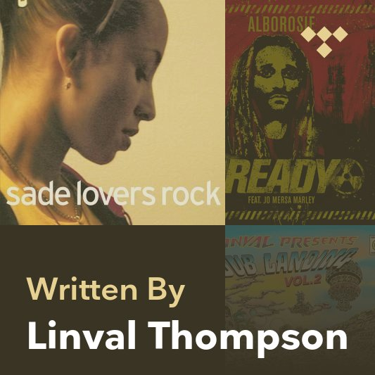 Songwriter Mix: Linval Thompson