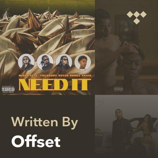 Songwriter Mix: Offset