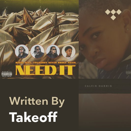 Songwriter Mix: Takeoff