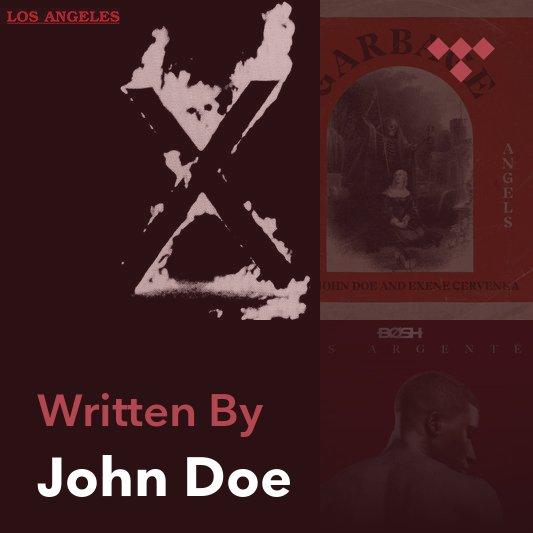 Songwriter Mix: John Doe