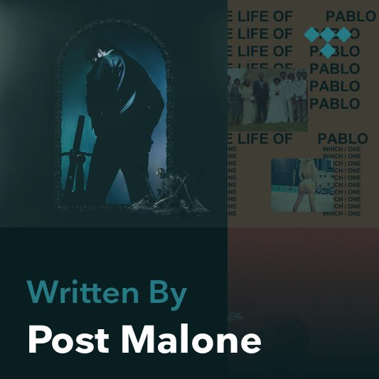 Songwriter Mix: Post Malone