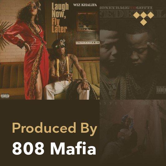Producer Mix: 808 Mafia
