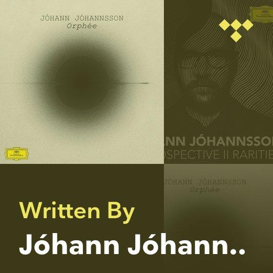 Songwriter Mix: Jóhann Jóhannsson