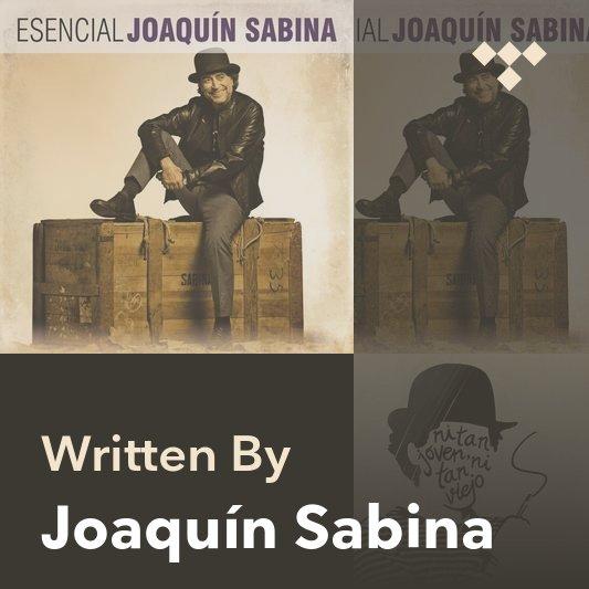 Songwriter Mix: Joaquín Sabina