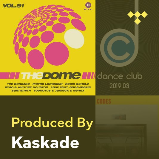 Producer Mix: Kaskade