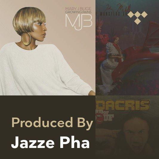 Producer Mix: Jazze Pha