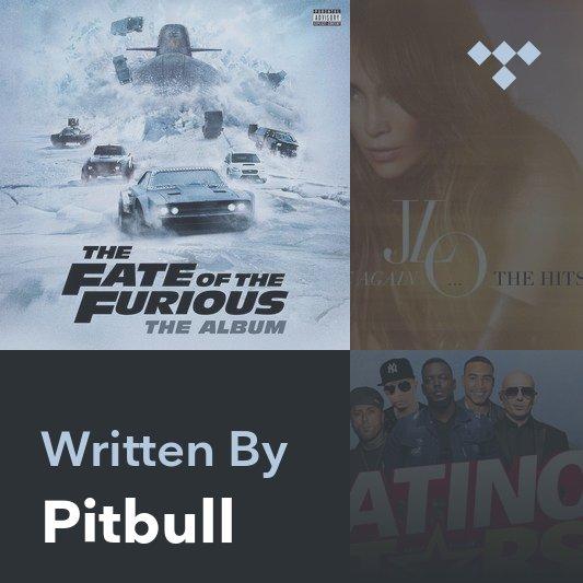 Songwriter Mix: Pitbull