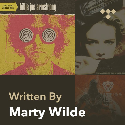 Songwriter Mix: Marty Wilde