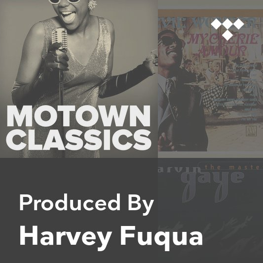 Producer Mix: Harvey Fuqua