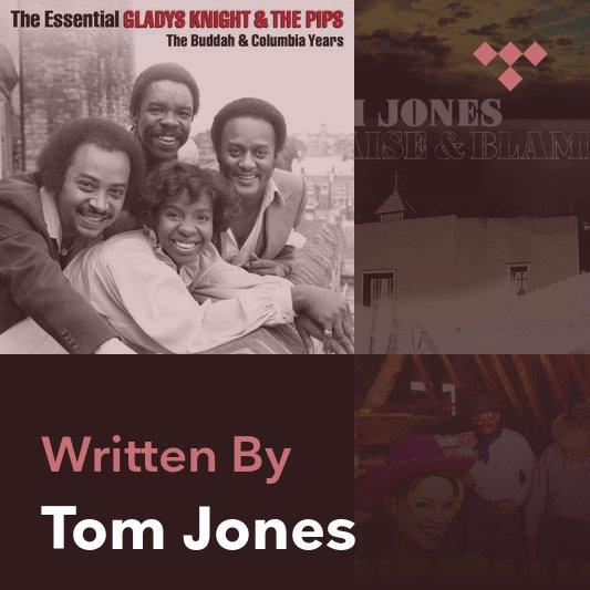 Songwriter Mix: Tom Jones