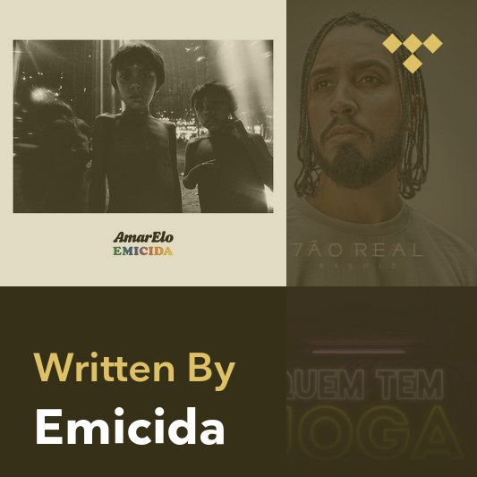 Songwriter Mix: Emicida