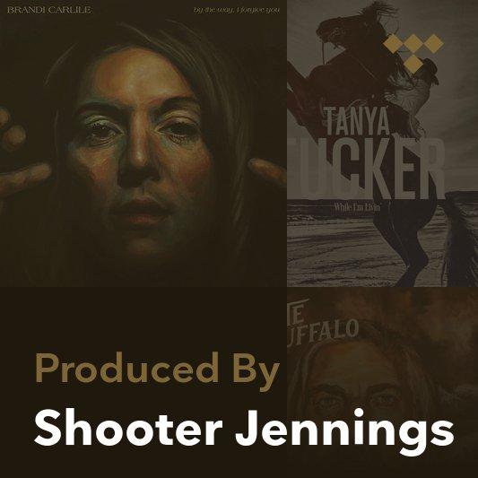 Producer Mix: Shooter Jennings