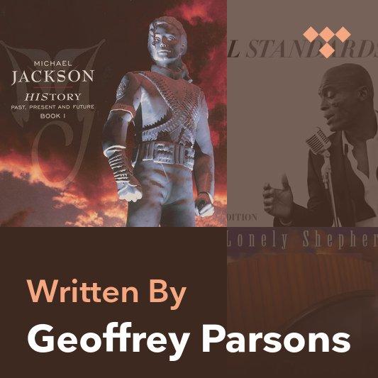 Songwriter Mix: Geoffrey Parsons