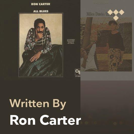 Songwriter Mix: Ron Carter