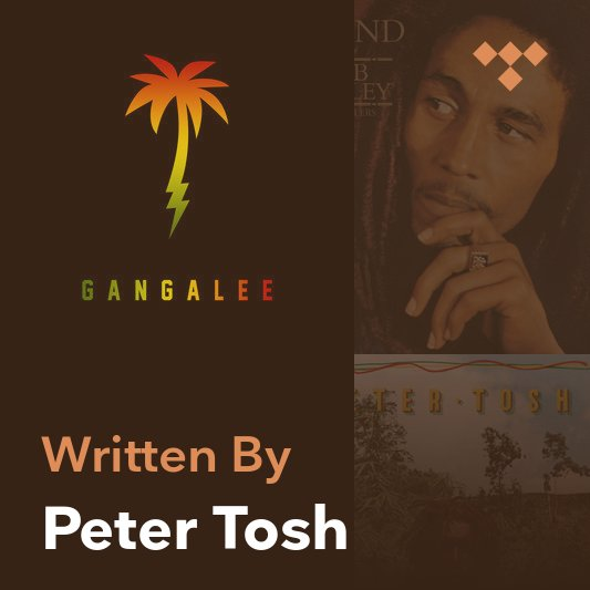 Songwriter Mix: Peter Tosh