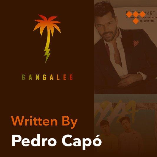 Songwriter Mix: Pedro Capó