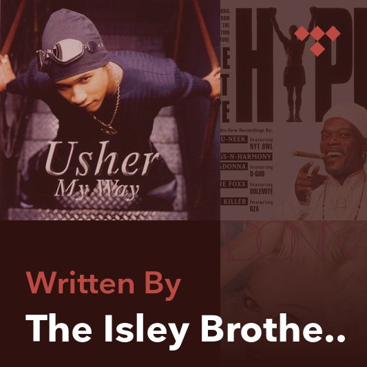 Songwriter Mix: The Isley Brothers