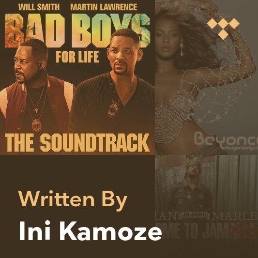 Songwriter Mix: Ini Kamoze