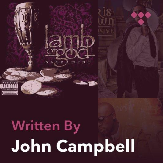 Songwriter Mix: John Campbell