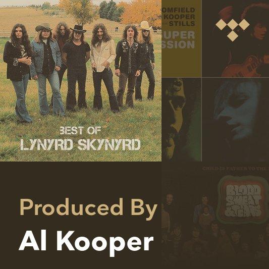 Producer Mix: Al Kooper
