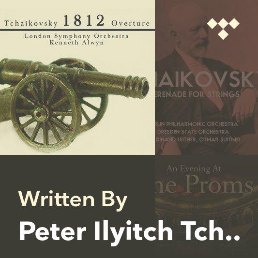 Songwriter Mix: Peter Ilyitch Tchaikovsky