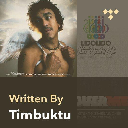 Songwriter Mix: Timbuktu
