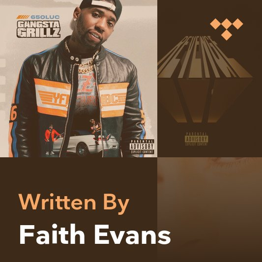Songwriter Mix: Faith Evans