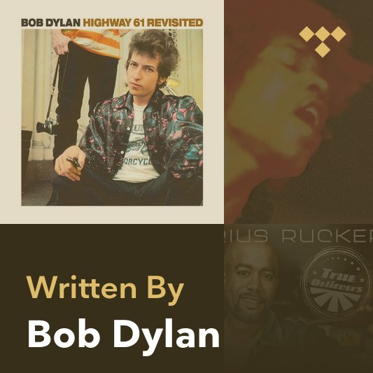 Songwriter Mix: Bob Dylan