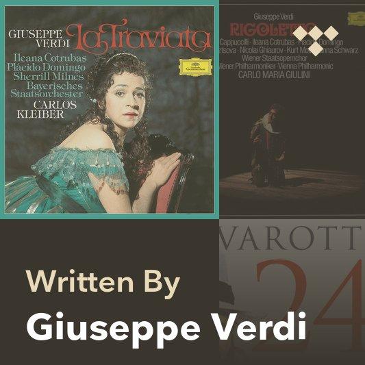 Songwriter Mix: Giuseppe Verdi