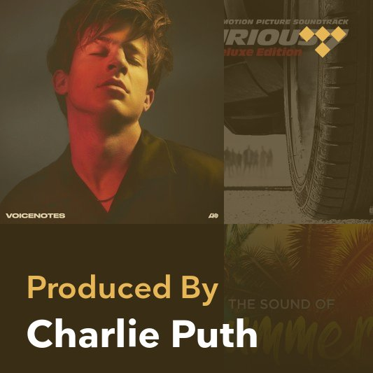 Producer Mix: Charlie Puth